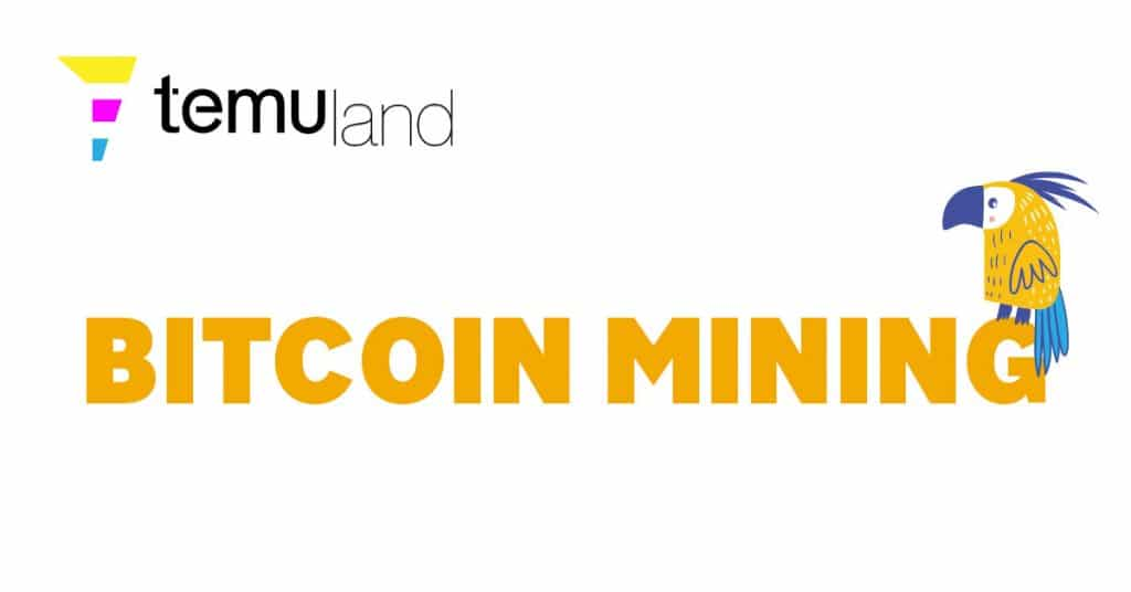 Bitcoin mining is the process by which new bitcoins are entered into circulation.