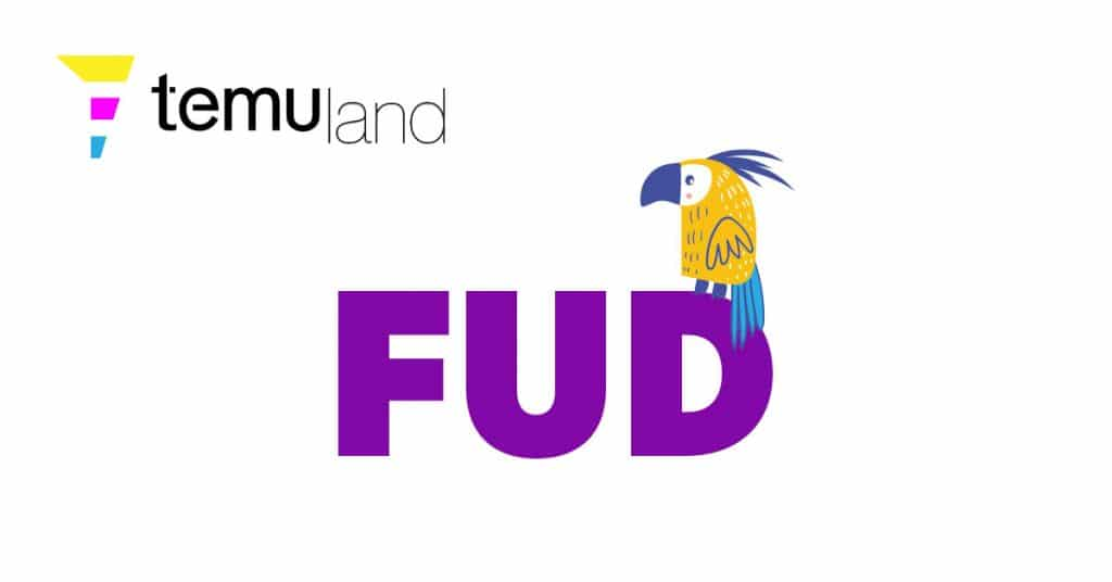Fear, uncertainty and doubt (FUD) is a strategy to influence perceptions through unfavourable opinions and speculation.