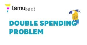 Double-spending is the risk that a digital currency can be spent twice.