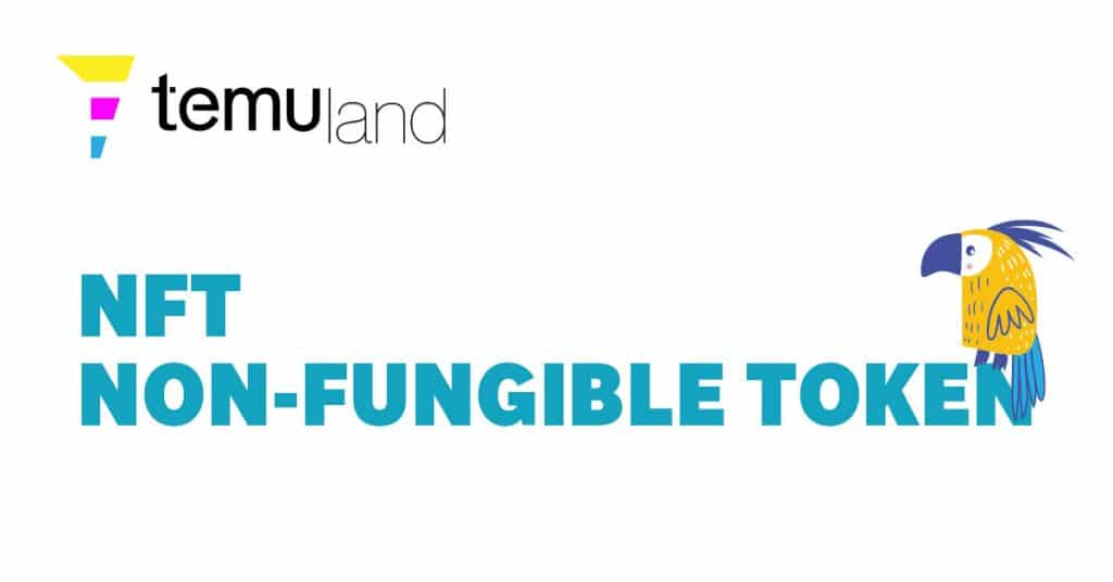 A non-fungible token is a digital asset that's like a one-of-a-kind piece of internet real estate.