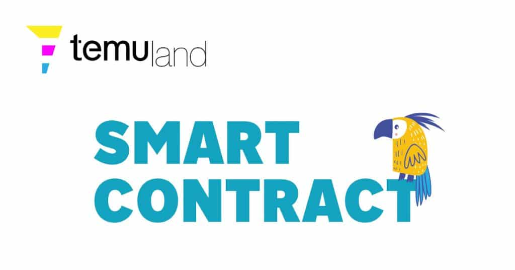 temuland crypto glossary smart contract