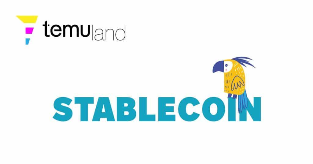temuland crypto glossary stablecoin
