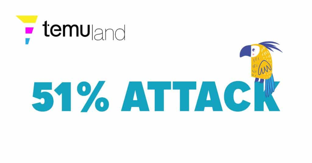 A 51% attack represents the situation where more than half of the computing power within a given blockchain is of one person or one concentrated group.