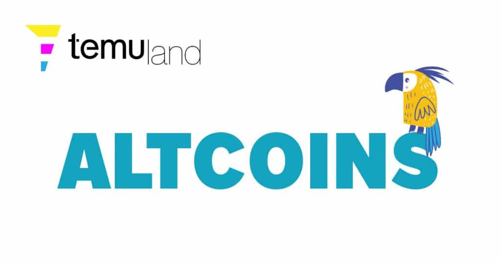 The term altcoin is short for alternative coin — as in, an alternative to bitcoin.