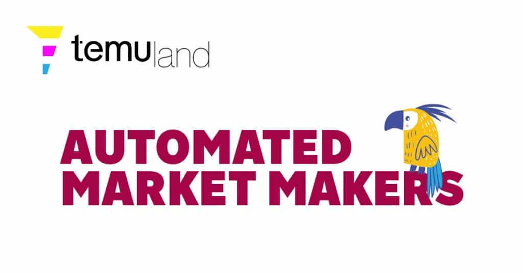 An automated market maker (AMM) is the underlying protocol that powers all decentralized exchanges (DEXs).