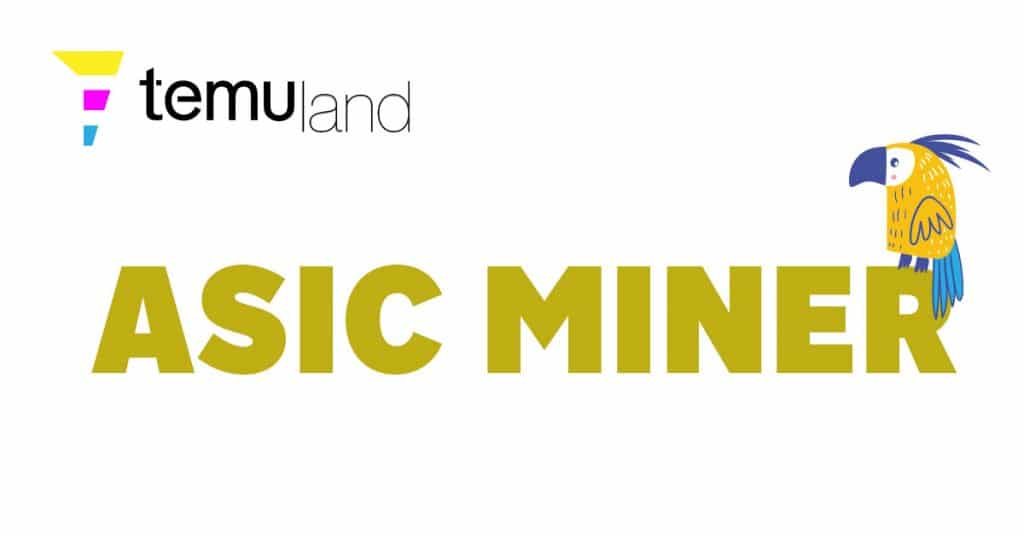 """An ASIC miner refers to a device that uses microprocessors for the sole purpose of """"mining"""" digital currency."""