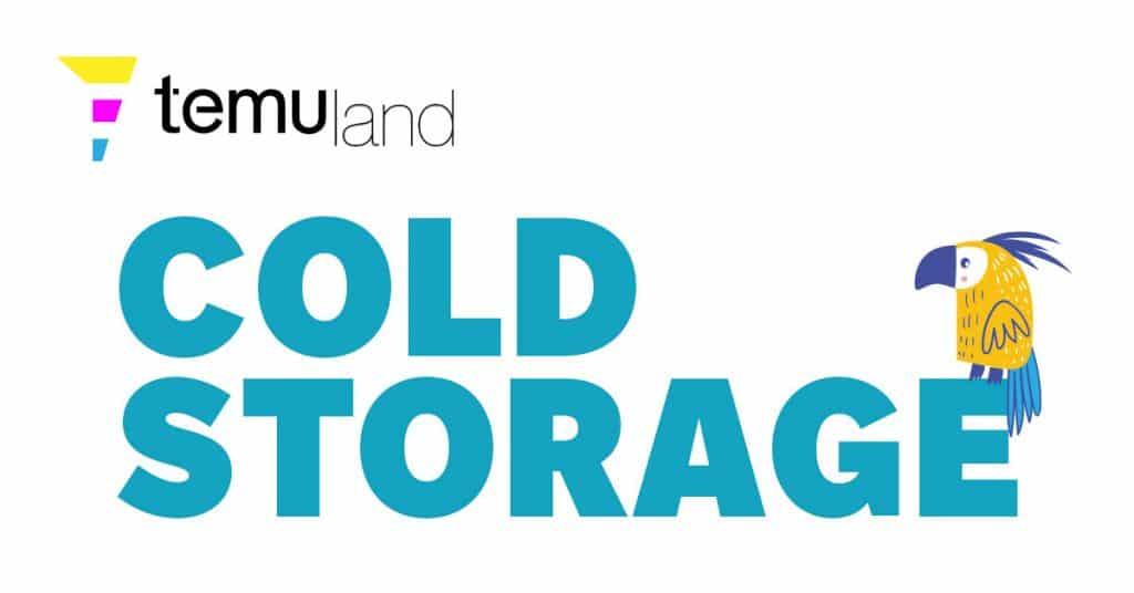 Cold storage is a way of holding cryptocurrency tokens offline. By using cold storage one aims to prevent hackers from being able to access their holdings.