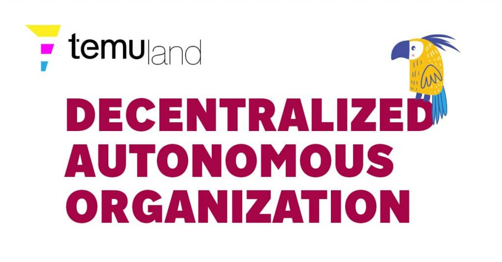 A decentralized autonomous organization (DAO) is an organization represented by rules encoded as a computer program.