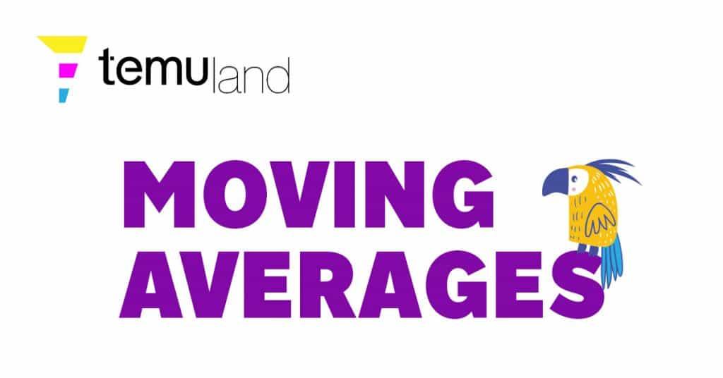 temuland crypto glossary - moving averages