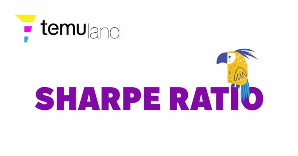 temuland crypto glossary sharpe ratio