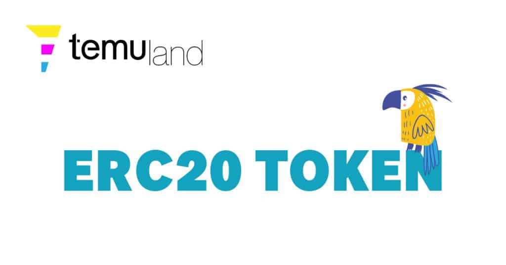 An ERC20 token is a standard used for creating and issuing smart contracts on the Ethereum blockchain.